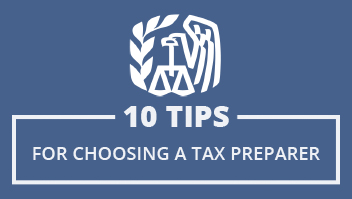 IRS Tax Tips